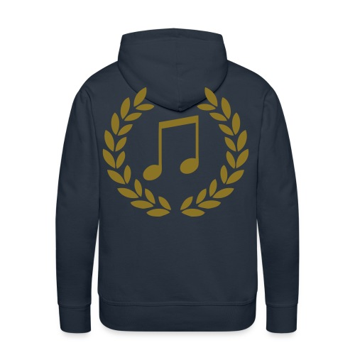 Men's Hoddie Music - Men's Premium Hoodie