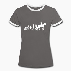 Evolution Ladies Riding T-Shirts