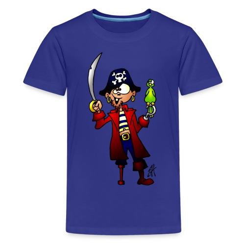 Pirate T-shirts - Teenage Premium T-Shirt