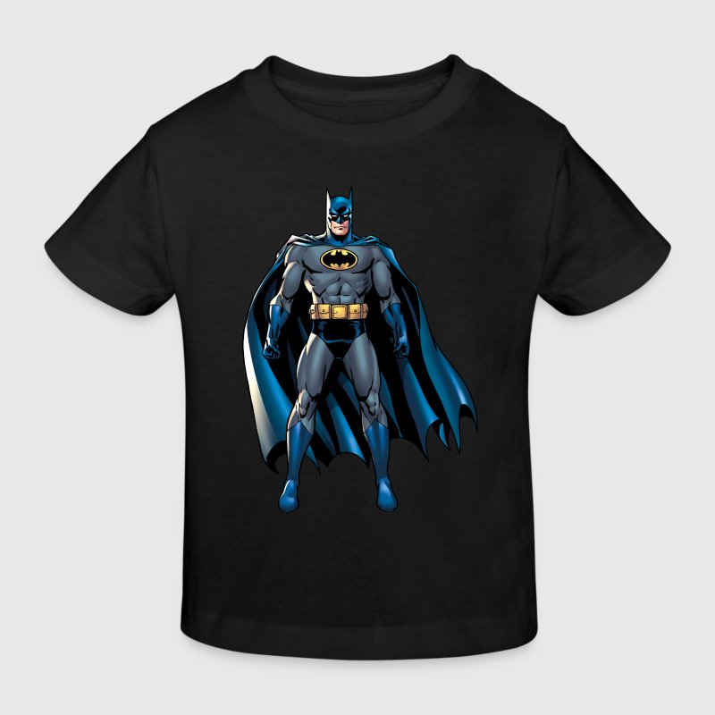 Batman-pose 1 T-shirt barn - Ekologisk T-shirt barn