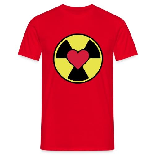 Ydinvoimaa  - Miesten t-paita