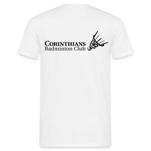 Men's Standard T-Shirt (black logo) - Men's T-Shirt