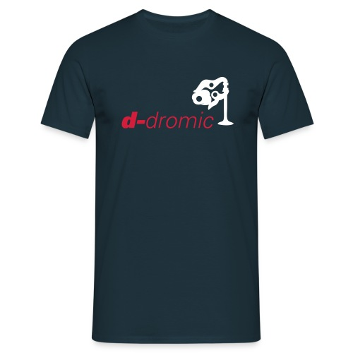 d-dromic T - Men's T-Shirt
