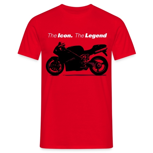 The icon T - Men's T-Shirt