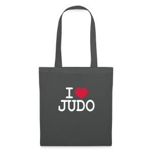 I LOVE JUDO sac en tissu - Tote Bag