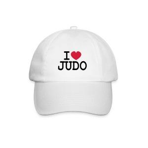 I LOVE JUDO casquette - Casquette classique