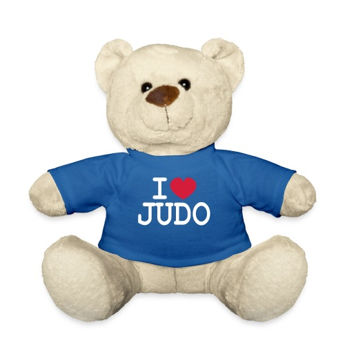 I LOVE JUDO toys - Nounours