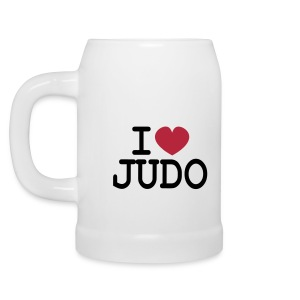 I LOVE JUDO chope - Chope