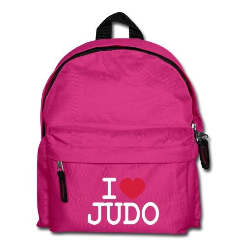 I LOVE JUDO sac à dos enfant - Sac à dos Enfant