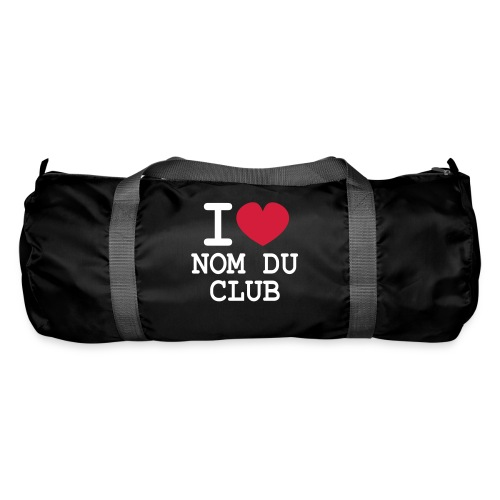 Club! I LOVE modifiable sac de sport - Sac de sport