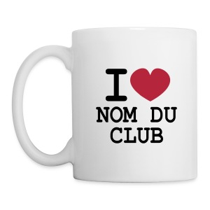 Club! I LOVE modifiable tasse - Tasse