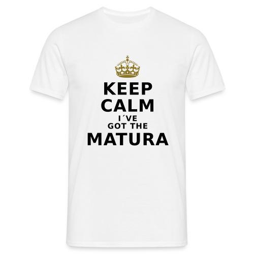 I've got the Matura - Männer T-Shirt
