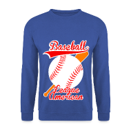 Sweat-shirts ~ Sweat-shirt Homme ~ Pull homme baseball league american