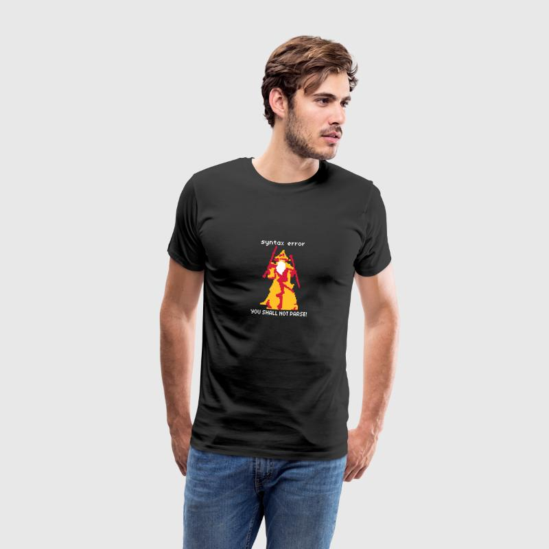 You shall not pass Tee shirts - T-shirt Premium Homme