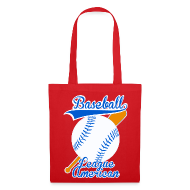 Sacs et sacs à dos ~ Tote Bag ~ Sac baseball league american