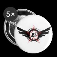 Buttons ~ Buttons small 25 mm ~ JSH Button Set S Logo #10-b