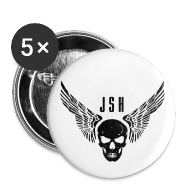 Buttons ~ Buttons small 25 mm ~ JSH Button Set S Logo #3-b