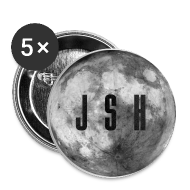 Buttons ~ Buttons small 25 mm ~ JSH Button Set S Logo #4