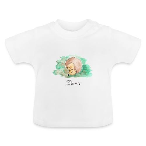 Dormir - T-shirt Bébé