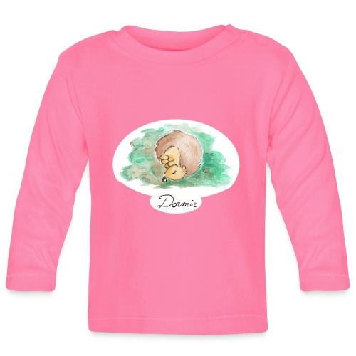 Dormir - T-shirt manches longues Bébé