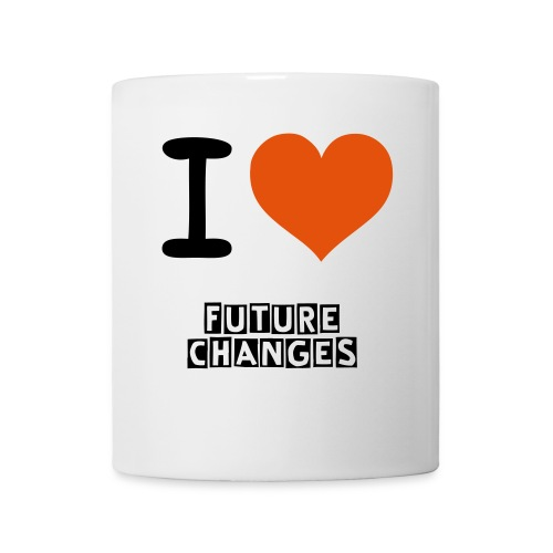 I LOVE FUTURE CHANGES KOP - Kop/krus