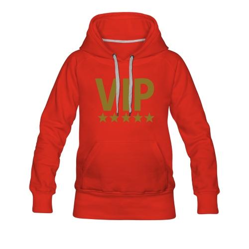 im in VIP - Women's Premium Hoodie