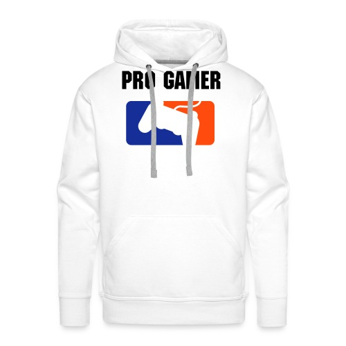 i am a pro gamer - Men's Premium Hoodie