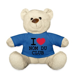 Club! Sweat I LOVE modifiable - Nounours