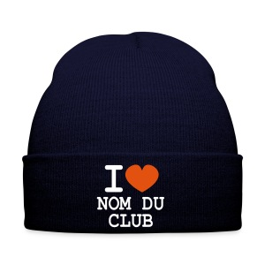 Club! Bonnet I LOVE modifiable - Bonnet d'hiver