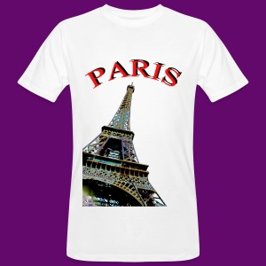 PARIS CREATION PARIS - T-shirt bio Homme