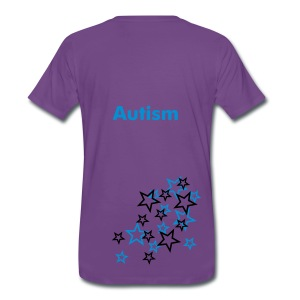 Autism lets Support - Men's Premium T-Shirt