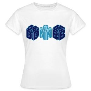 DNB 3D Womens - Women's T-Shirt