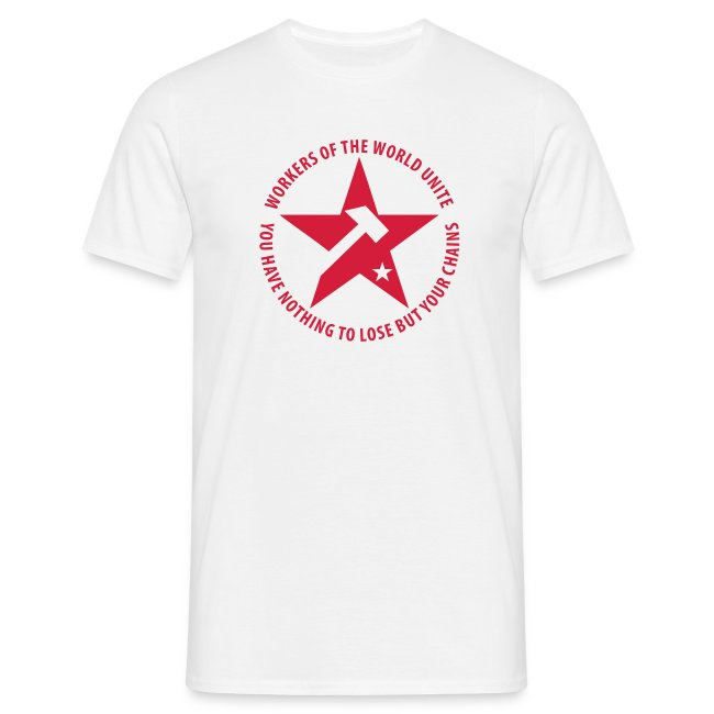 Marxist Star T-Shirt