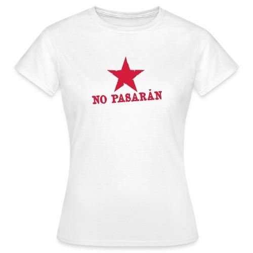 No Pasaran Women's Tee - Women's T-Shirt
