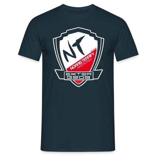 T-Shirt Norris Terrify - Extra Grob - Männer T-Shirt
