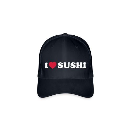 shushi-tee cappellino gessato invernale,vari colori  - Cappello con visiera Flexfit