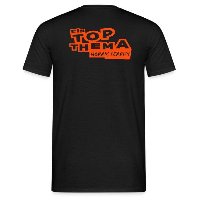 T-Shirt Norris Terrify - Top Thema