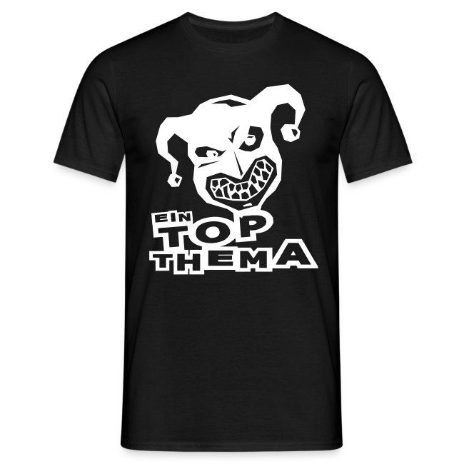 T-Shirt Norris Terrify - Top Thema