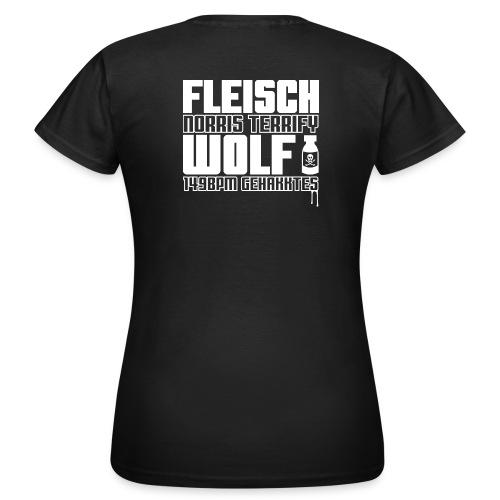 T-Shirt Norris Terrify - Fleischwolf - Frauen T-Shirt