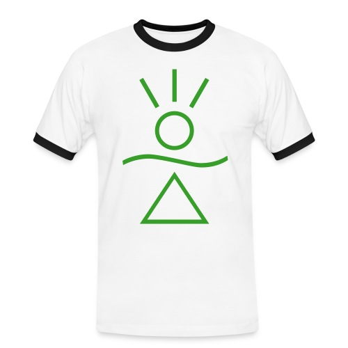 Honnaua ... energia da indossare -  Honnaua ... en - Maglietta Contrast da uomo