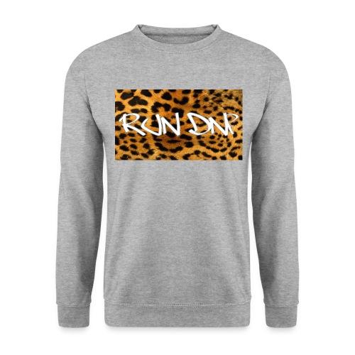 Leopard Sweatshirt - Männer Pullover
