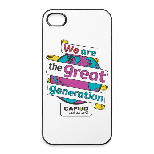 Great Generation iPhone case - iPhone 4/4s Hard Case