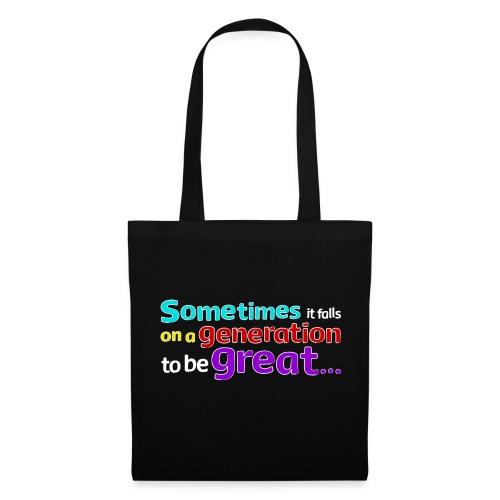 Great Generation Tote Bag - Tote Bag
