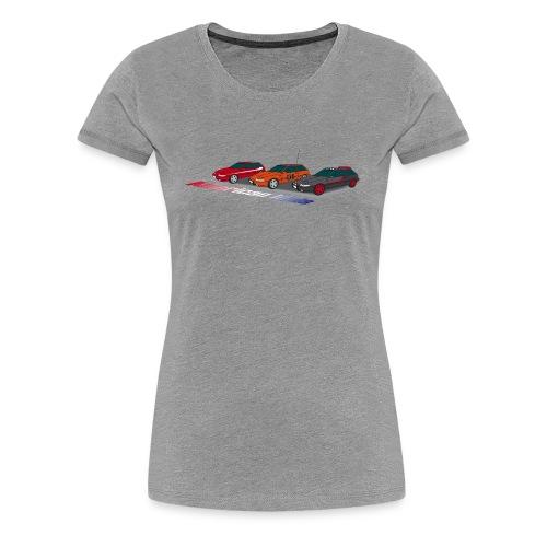 T-shirt classique femme -  - T-shirt Premium Femme