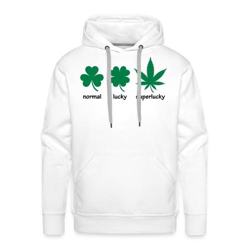 Vote Cannabis - Männer Premium Hoodie