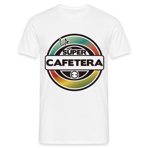Camiseta chico La Supercafetera - Camiseta hombre