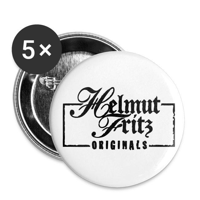 Pack 5 Badges - Tampon 56mm