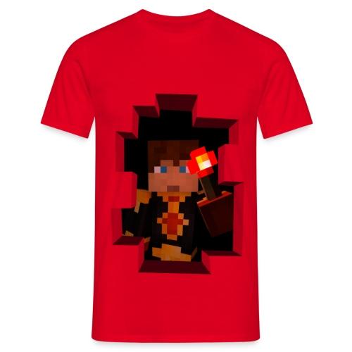 Dans ma grotte - T-shirt Homme