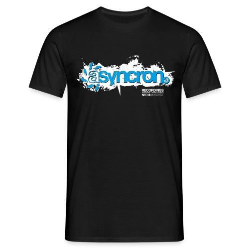 T-Shirt ASYNCRON 3.01 dark - Männer T-Shirt
