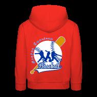 Sweats ~ Pull à capuche Premium Enfant ~ Pull à capuche enfant baseball league american